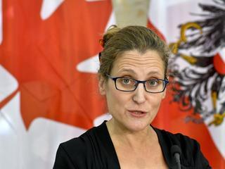 Europese Commissie en Canadese premier Trudeau houden nauw contact