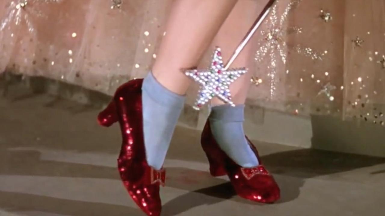 Wizard of Oz - schoenscene