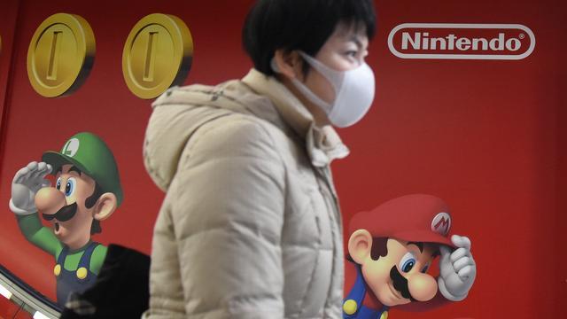 Aandeel Nintendo in de lift door succes mobiele app