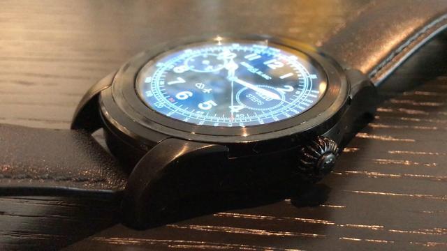 Montblanc-smartwatch richt zich op de rijke markt