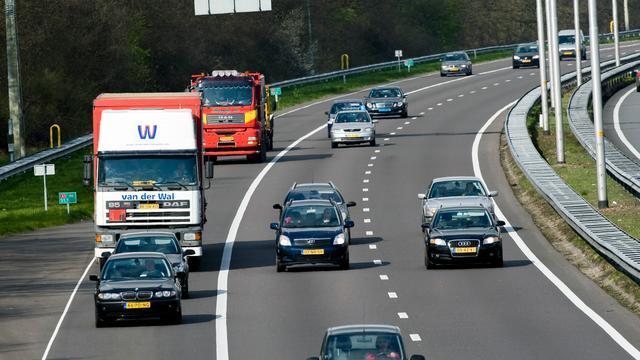 Rijkswaterstaat houdt informatieavonden over verbreding A1
