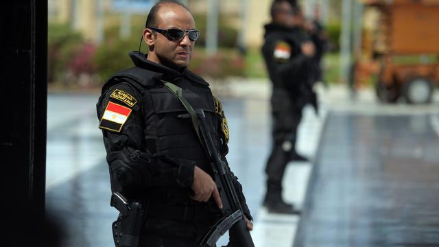 Drie agenten gedood bij aanval in Caïro