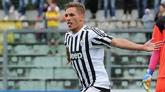FC Groningen huurt jonge spits van Juventus