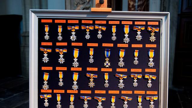 19 Bredanaars ontvangen onderscheiding tijdens lintjesregen