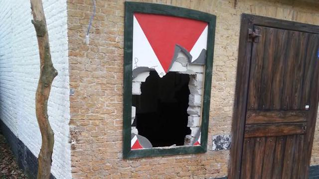 Vernield Sprookjeshuis wordt in ere hersteld