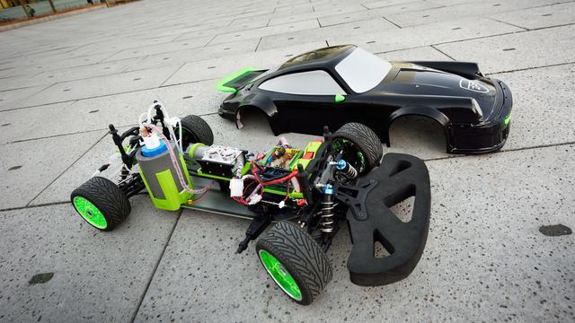 'Test met auto op mierenzuur perfect gelopen'