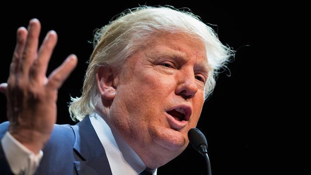 Wapenlobby NRA steunt Donald Trump in presidentsrace
