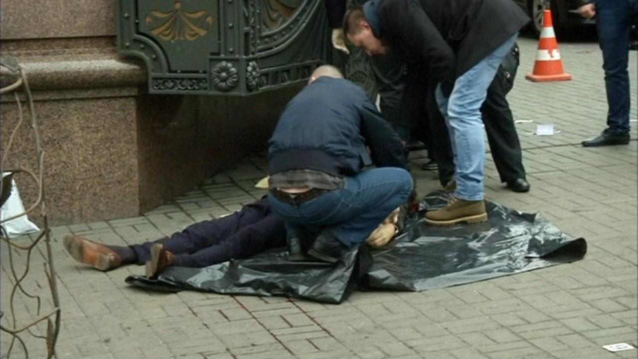 Voormalig Russisch parlementslid vermoord in Kiev