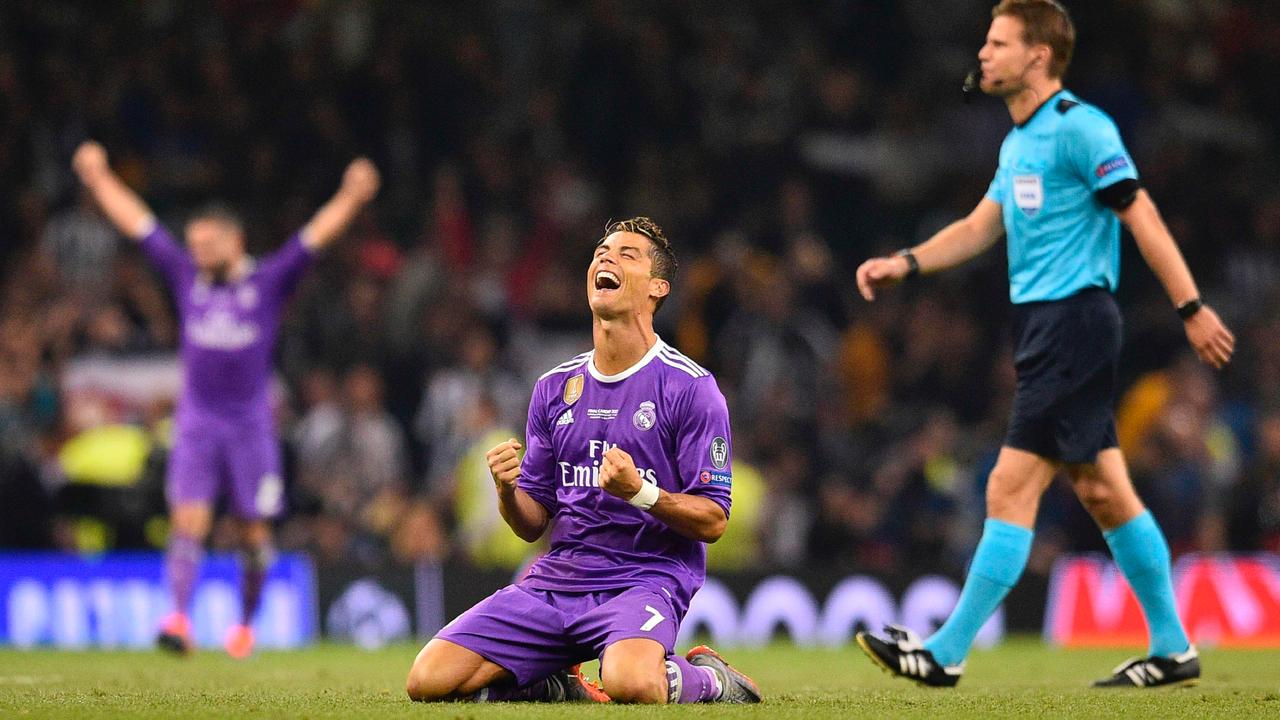 Samenvatting CL-finale Juventus-Real Madrid (1-4)