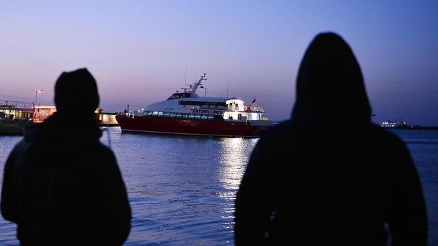 Stroom migranten van Turkije naar Griekenland nam ook in april af