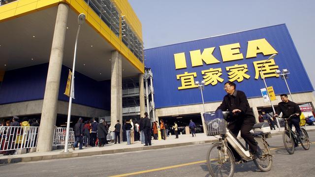 IKEA Shanghai neemt maatregelen tegen 'datende ouderen'