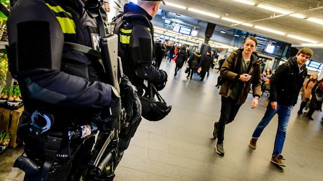 'Opgerolde terreurcel Roosendaal beraamde aanslag in Amsterdam'