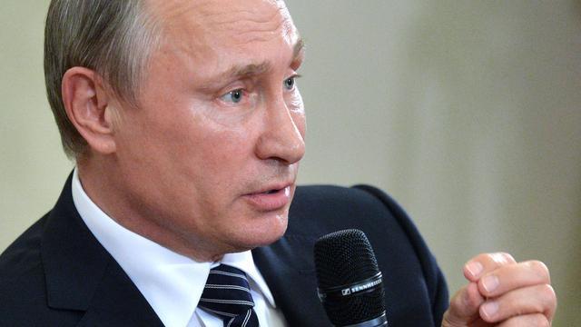 Poetin wil betere dopingcontroles voor Russische atleten