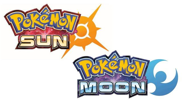 Pokémon Sun en Pokémon Moon vanaf 23 november in de winkels