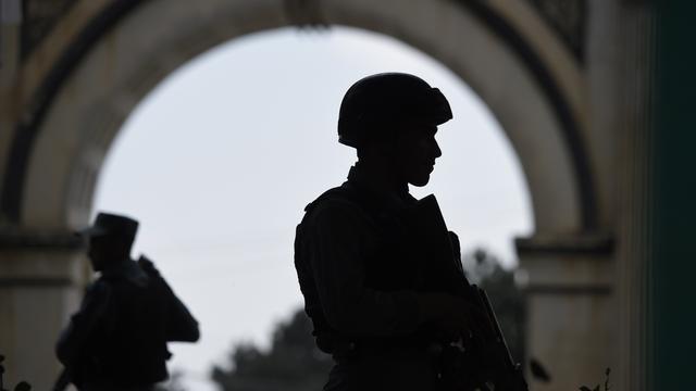 'Vier doden bij aanslag Kabul'