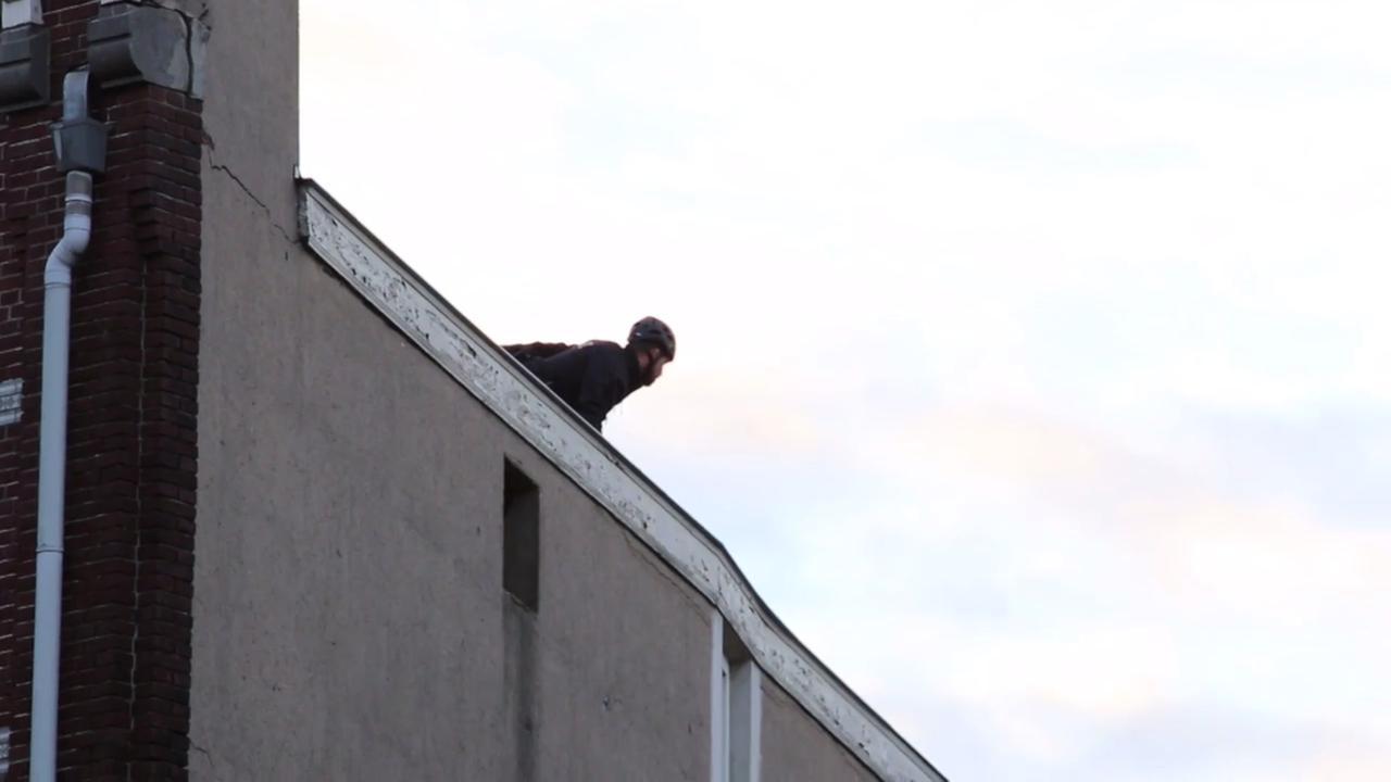 Twee inbrekers van dak gehaald in Amsterdam