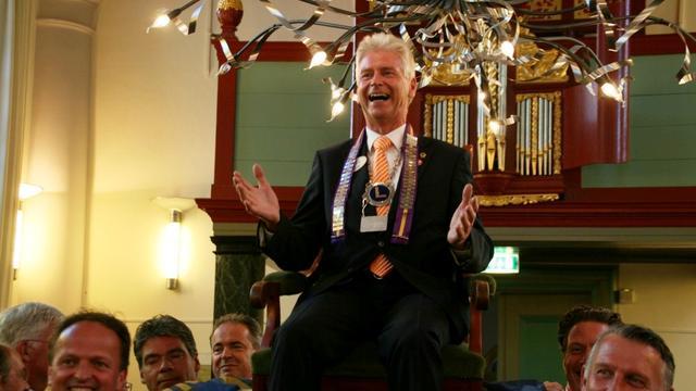Huib van Lent benoemd tot districtsgouverneur Lions Nederland