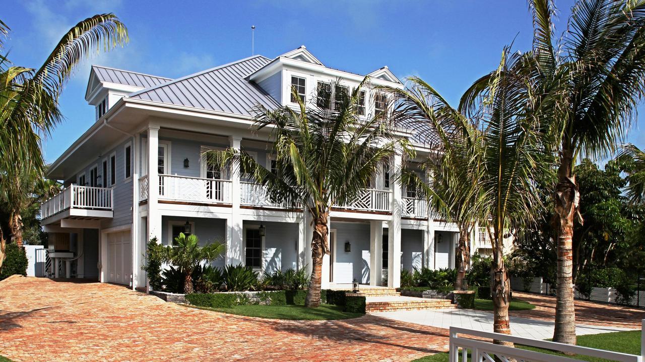 Binnenkijken bij: De Florida-villa van Rosie O'Donnell