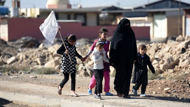 Leger Irak herovert zes districten in oosten van Mosul