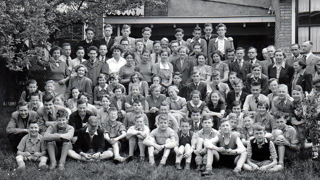 Reünie viert 650 jaar gymnasium in Middelburg