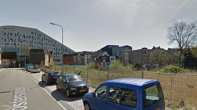 Bijna driehonderd studio's op braakliggend stuk grond bij Oostersingel