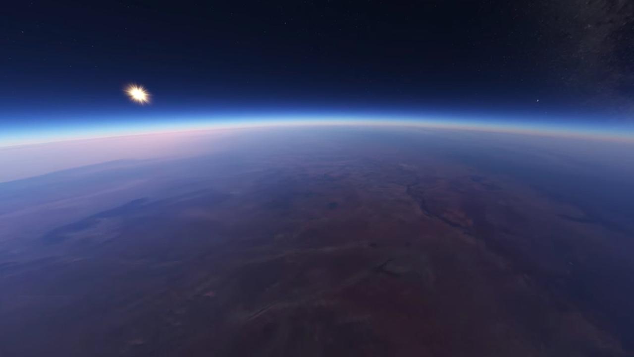 Dit is de nieuwe versie van Google Earth