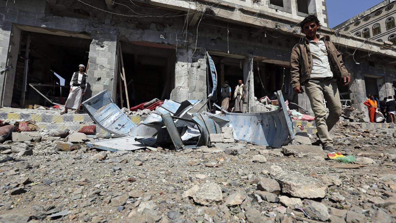 Tientallen doden door luchtaanval van coalitie op Jemen