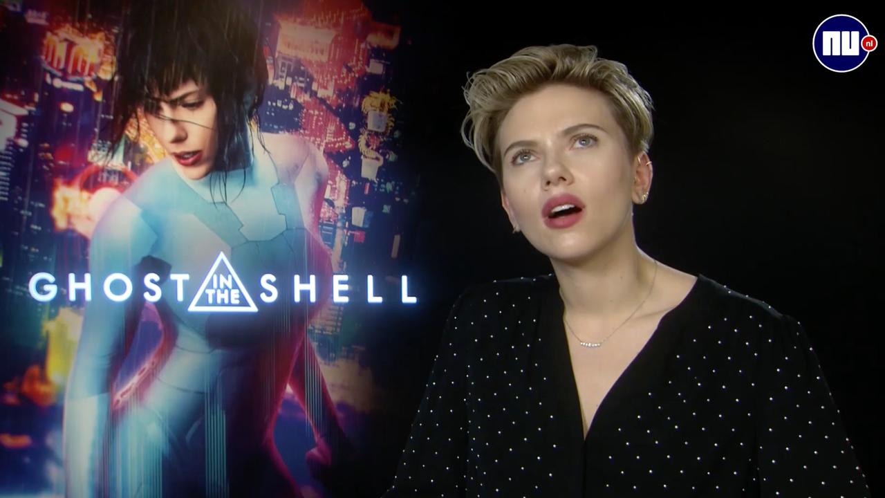 Cast Ghost in the Shell worstelt met robotdilemma's in interview