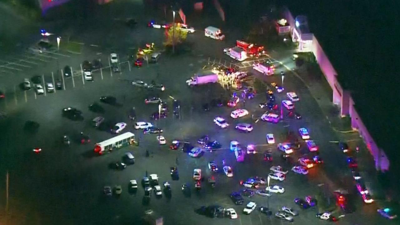 Zeker vier doden bij schietpartij in Amerikaans winkelcentrum