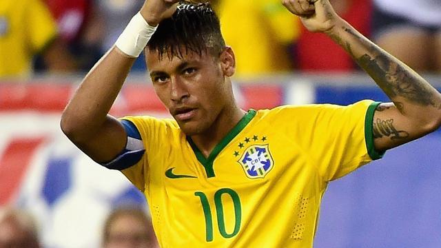 'Neymar wil deelnemen aan Copa America en Spelen'
