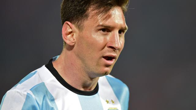 Alle goals van Messi in nationale elftal Argentinië