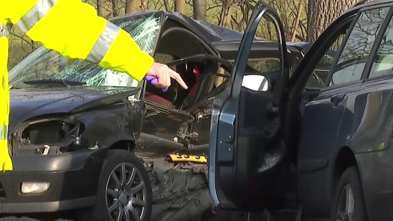 Persoon overleden bij ongeval in Baexem