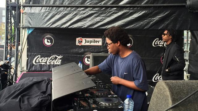 Bredaas DJ talent Joshua J in finale DJ Clash