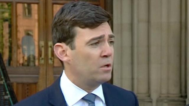 Burgemeester Manchester: 'Hulpdiensten hebben fantastisch gehandeld'