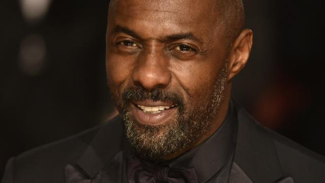 Idris Elba geridderd tot Officier