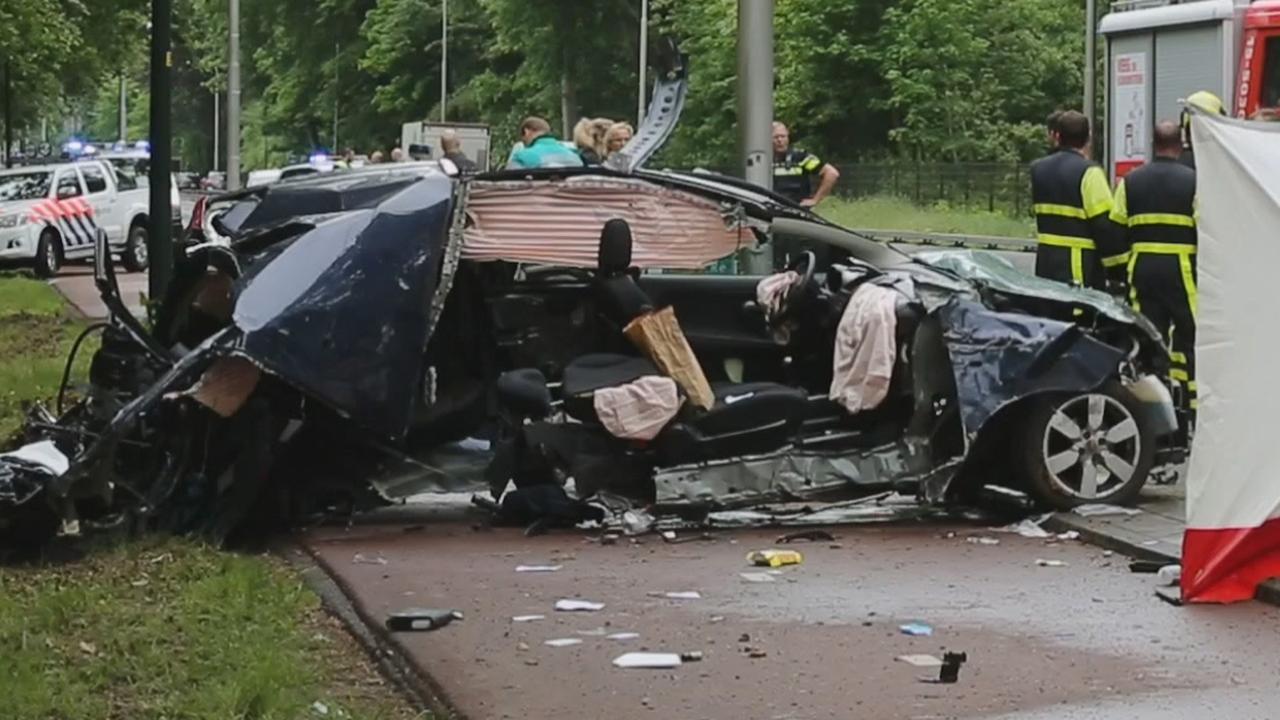 File door ongeval op N44
