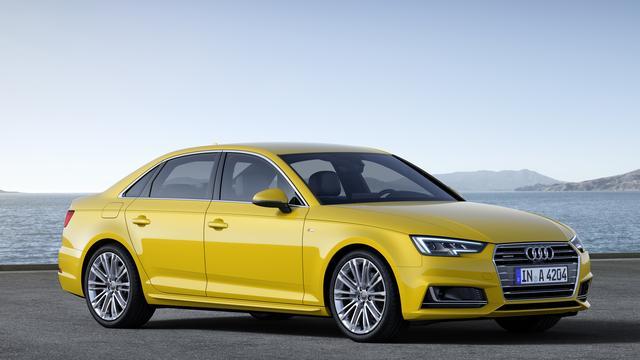 Audi zet productie A4 en A5 stil na brand