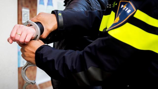 Zes aanhoudingen na bedreiging automobilist in Den Bosch