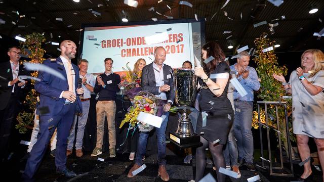 Groei -Ondernemers Challenge Breda zorgt voor banen