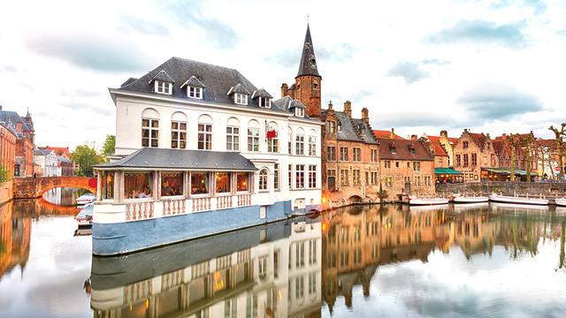 Kwart minder toeristen naar Brugge na aanslagen Brussel