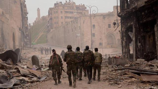 Rusland en Syrië gestopt met bombarderen van Aleppo