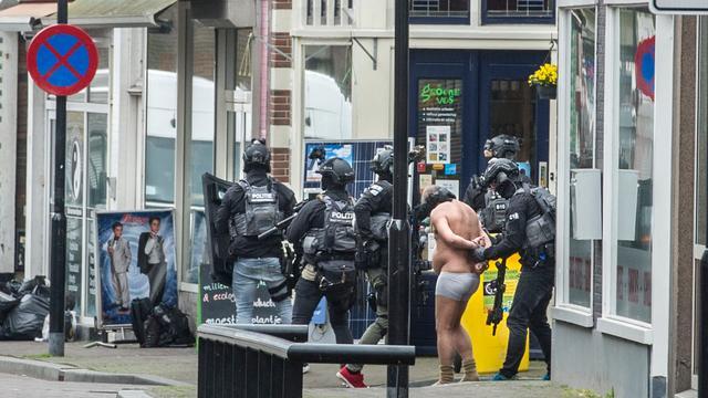 Man aangehouden in Arnhem na gijzeling