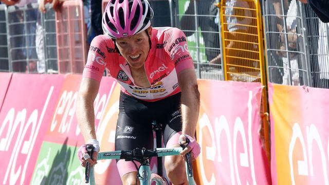 Gehavende Kruijswijk van start gegaan in twintigste Girorit