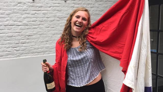 Bredase Sandrine slaagt 'per ongeluk' met vier profielen