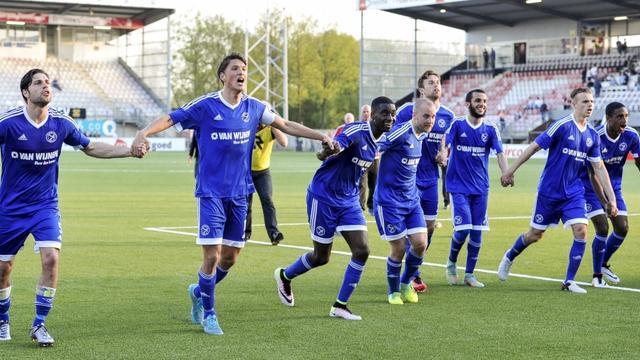 Bekijk de samenvatting van FC Emmen-Almere City