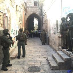 Israël verwijdert metaaldetectoren op Tempelberg