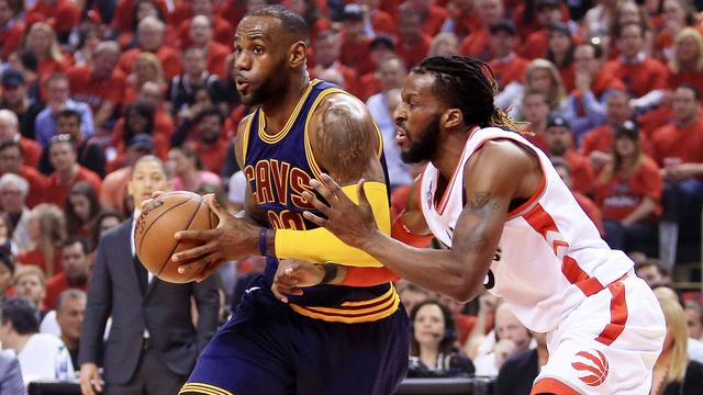 Cleveland Cavaliers als eerste naar eindstrijd NBA