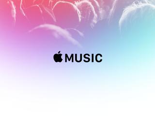 Apple's muziekstreamdienst krijgt er in één maand een miljoen klanten bij
