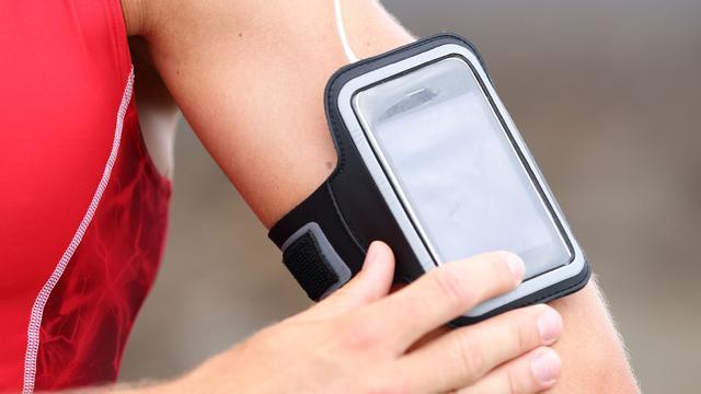 'Eén op vijf Nederlandse hardlopers gebruikt Runkeeper-app'