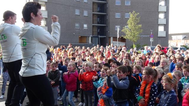 Derde editie Move tegen Pesten bereikt recordaantal kinderen